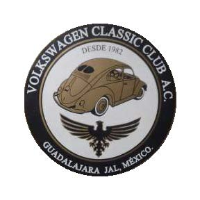 VW Classic Club A.C. GDL